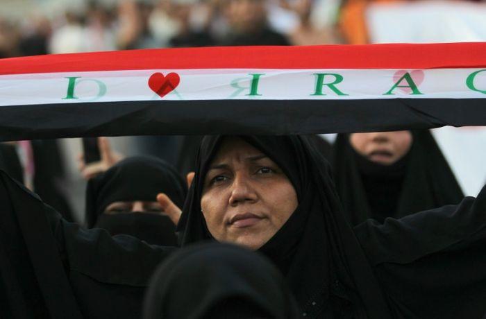 أحمد الربيعي (اف ب/ارشيف)