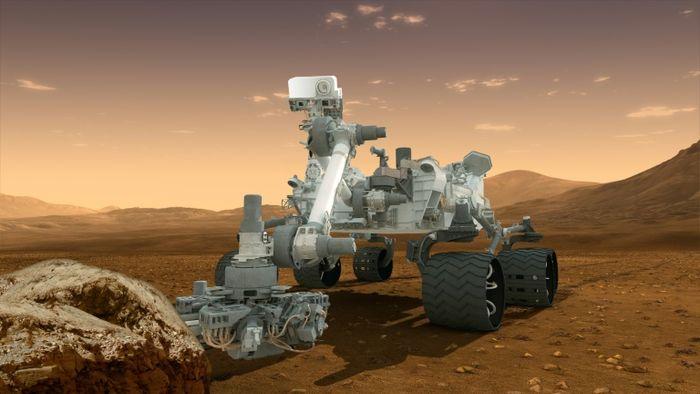 Ho (NASA/JPL-Caltech/ASU/AFP/Archives)