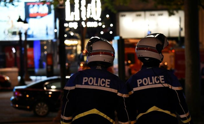 FRANCK FIFE (AFP)