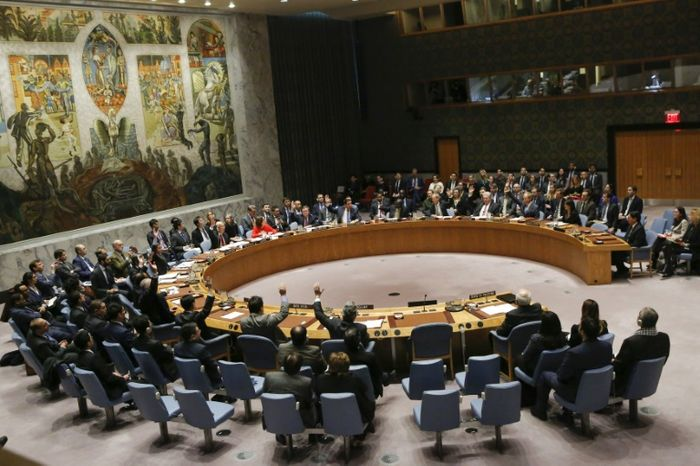 U.S.  vetoes United Nations  resolution rejecting Trump's Jerusalem decision