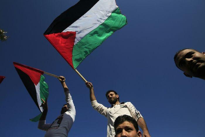 Mohammed Abed (AFP/File)