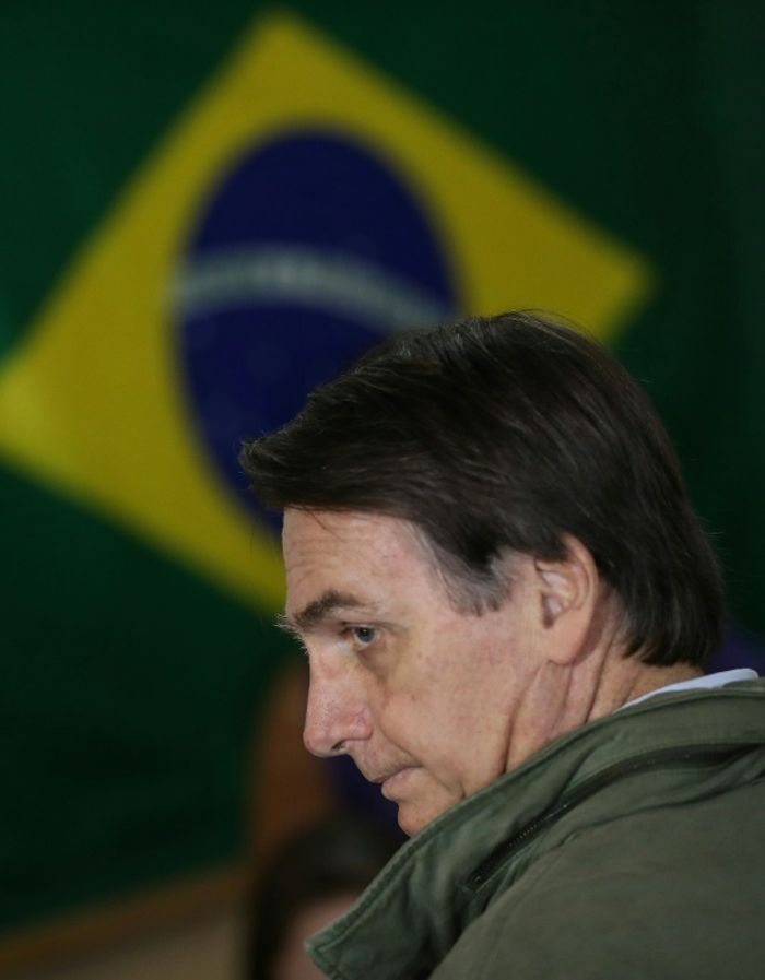 RICARDO MORAES (POOL/AFP/File)