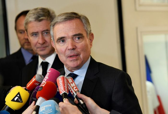 bertrand GUAY (AFP/Archives)