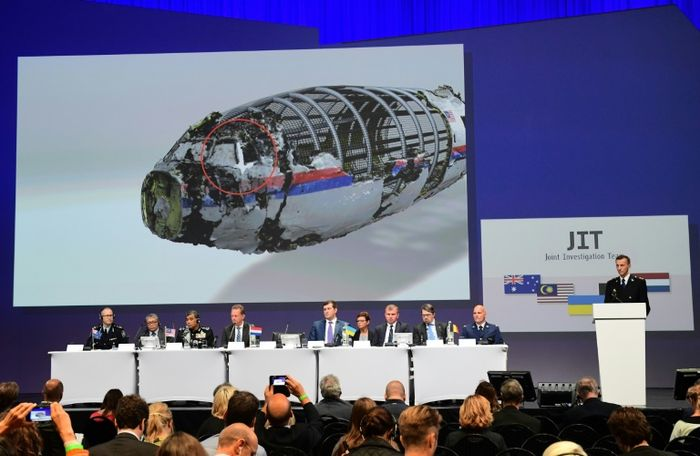 Russia Declassifies Data on Missile That Downed MH17 Flight in 2014