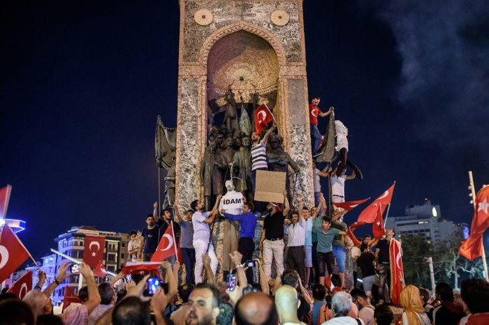Turkey dismisses over 7000 on eve of failed coup anniversary