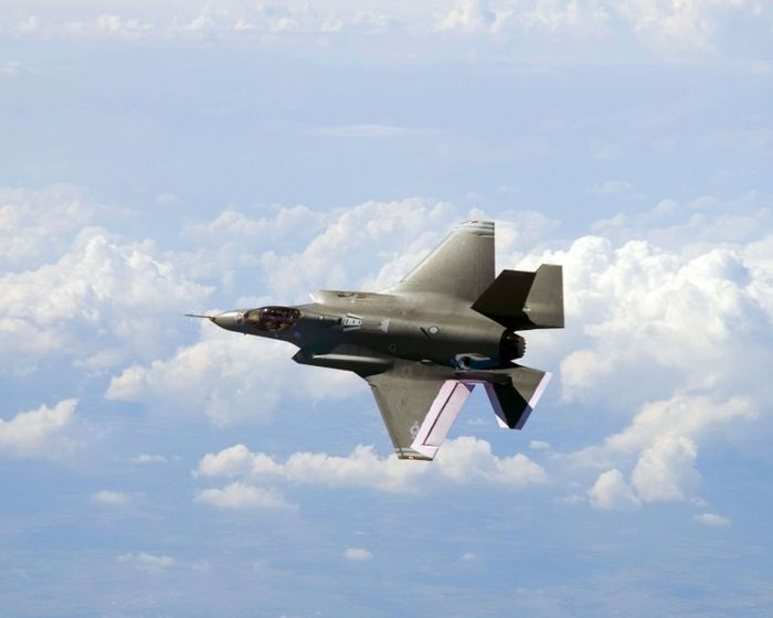 - (Joint Strike Fighter program/AFP/File)