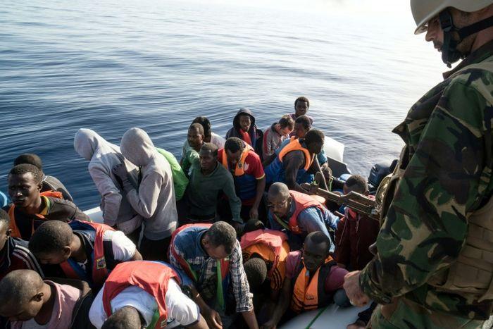 Taha JAWASHI (AFP)