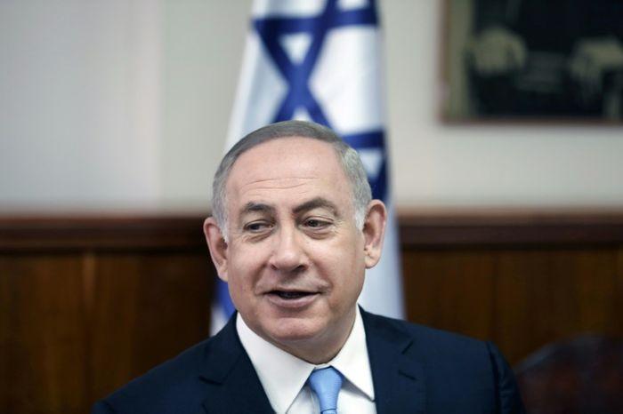 RONEN ZVULUN (POOL/AFP/File)