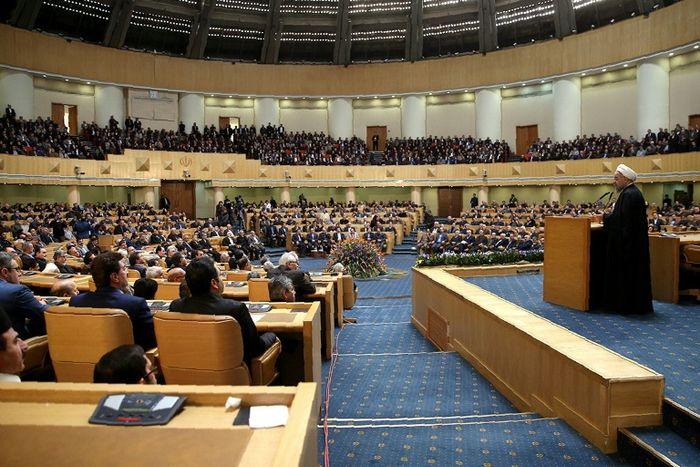 STRINGER (Irania Presidency/AFP/File)