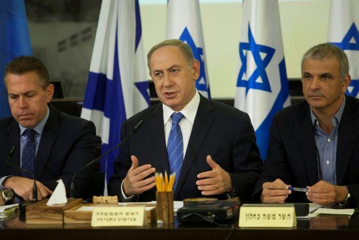 Dan Balilty (POOL/AFP)