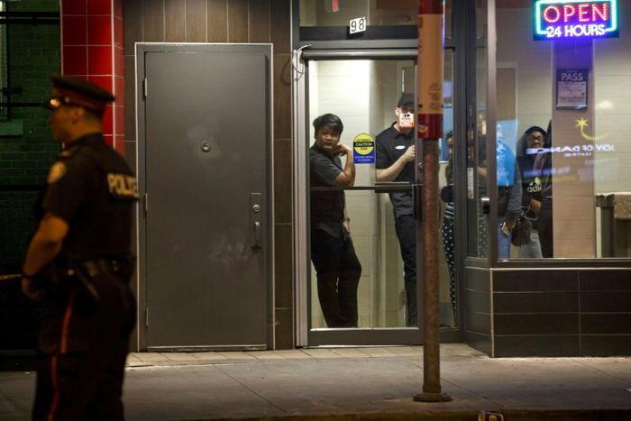 TERROR IN TORONTO? Gunman Expressed 'SUPPORT' for ISIS Website Ahead of Attack