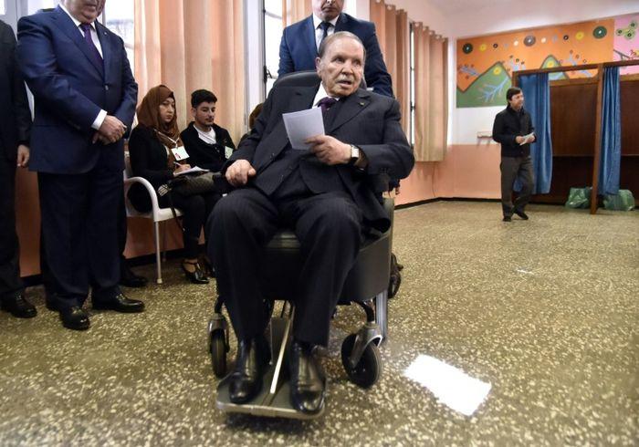 RYAD KRAMDI (AFP)