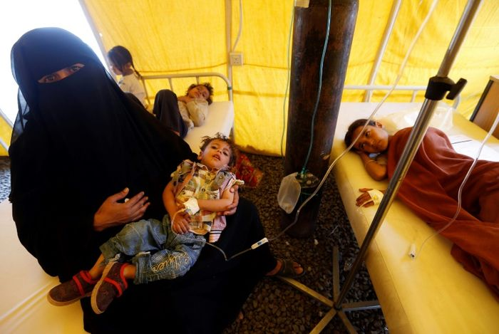 More than 200000 suspected cholera cases in Yemen