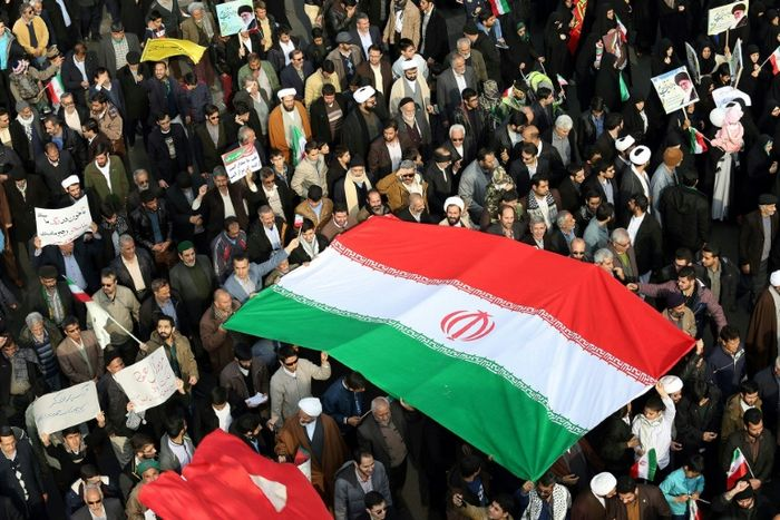 NIMA NAJAFZADEH (TASNIM NEWS/AFP)