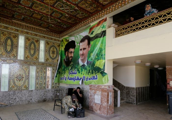 Louai Beshara (AFP/File)