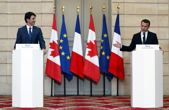 Ian LANGSDON (POOL/AFP)
