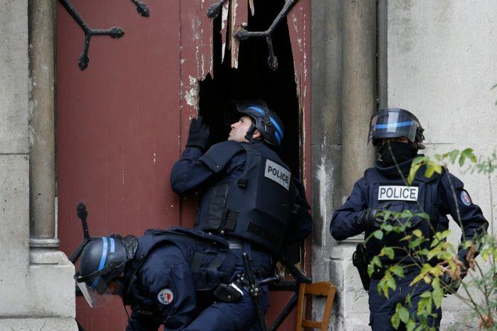 Kenzo Tribouillard (AFP)