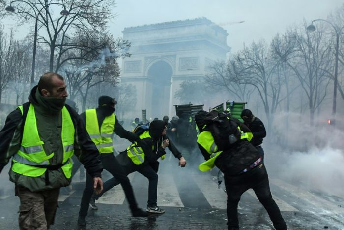 Alain JOCARD (AFP/File)