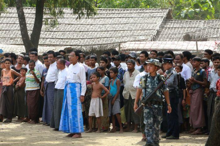 Au moins 32 morts dans une attaque de rebelles musulmans rohingyas — Birmanie