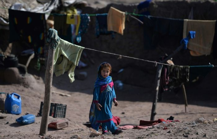 AAMIR QURESHI (AFP)
