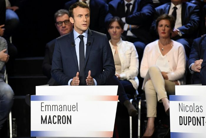 Lionel BONAVENTURE (POOL/AFP)