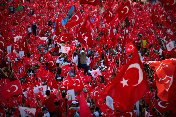 YASIN AKGUL (AFP)