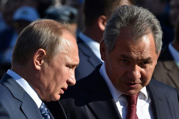 KIRILL KUDRYAVTSEV (POOL/AFP/Archives)