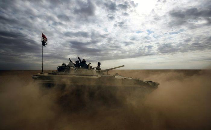 AHMAD AL-RUBAYE (AFP/File)