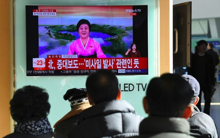 JUNG Yeon-Je (AFP)