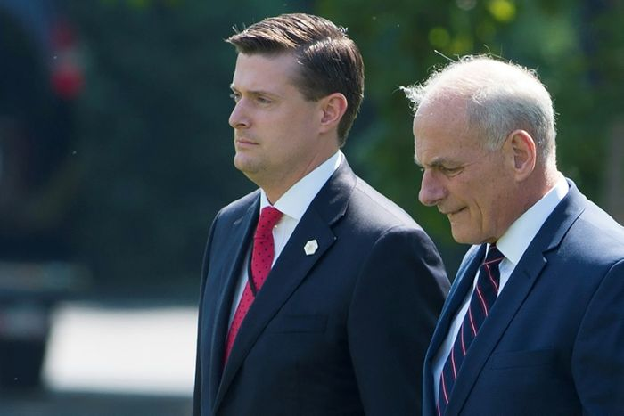 Senior White House Staff Members Resign Following Sexual Abuse Allegations