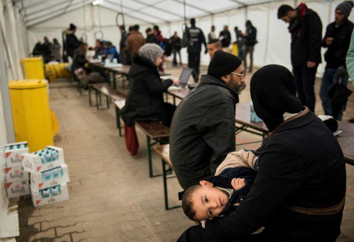 Crise migratoire : l'UE lance une procédure d'infraction contre trois pays