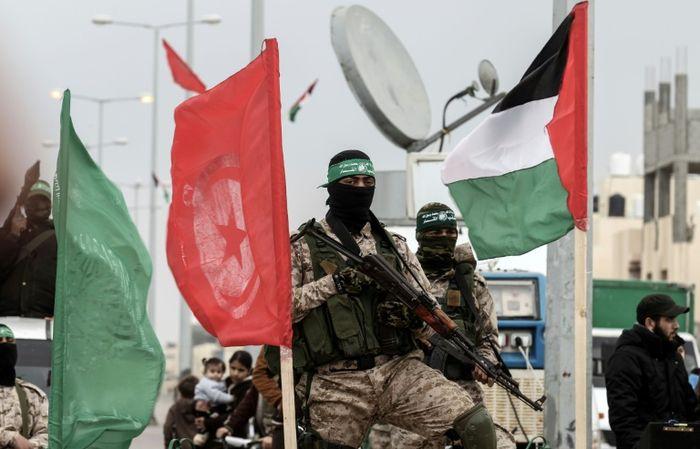 SAID KHATIB (AFP/Archives)