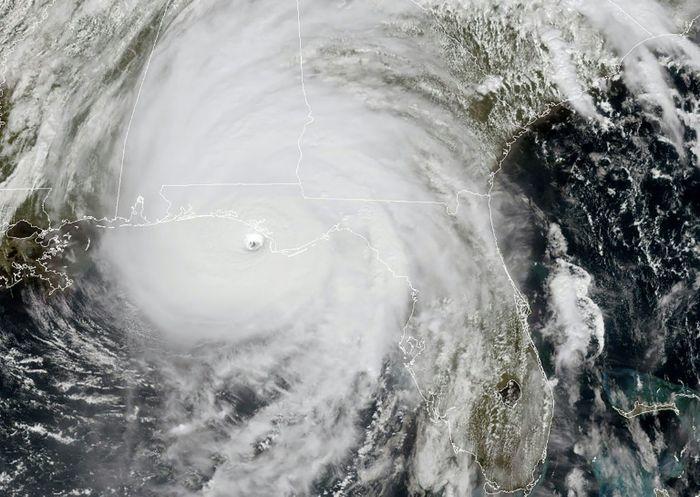 Lizabeth MENZIES (NOAA/RAMMB/AFP)