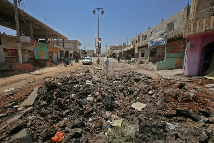 Youssef KARWASHAN (AFP)