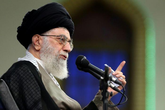 HO (KHAMENEI.IR/AFP/File)