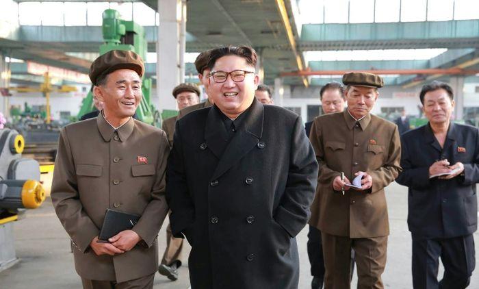 STR (KCNA VIS KNS/AFP)