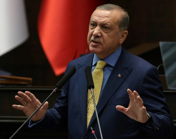Violences à Washington: Erdogan condamne les mandats d'arrêt contre ses gardes