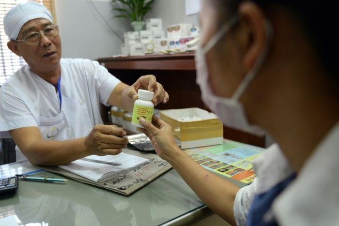 TANG CHHIN SOTHY (AFP/File)