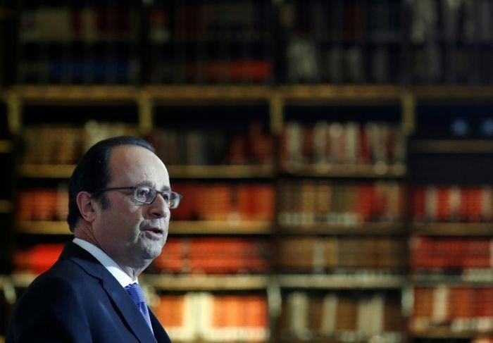 GONZALO FUENTES (POOL/AFP)