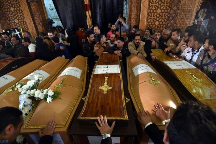 MOHAMED EL-SHAHED (AFP)