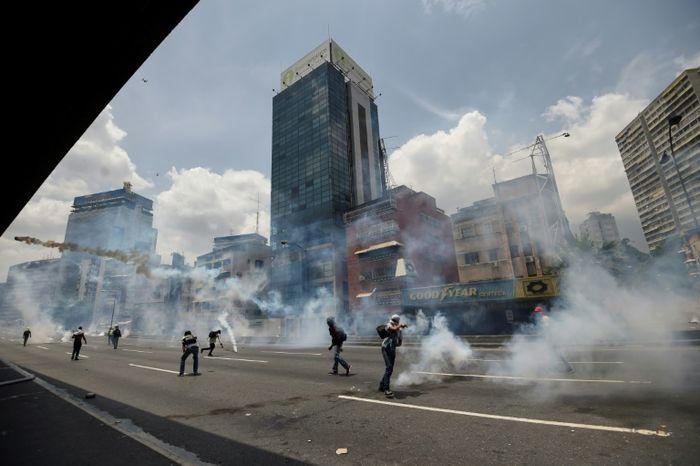 Juan BARRETO (AFP)