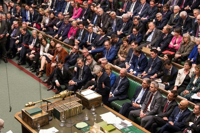 Mark DUFFY (UK PARLIAMENT/AFP/File)
