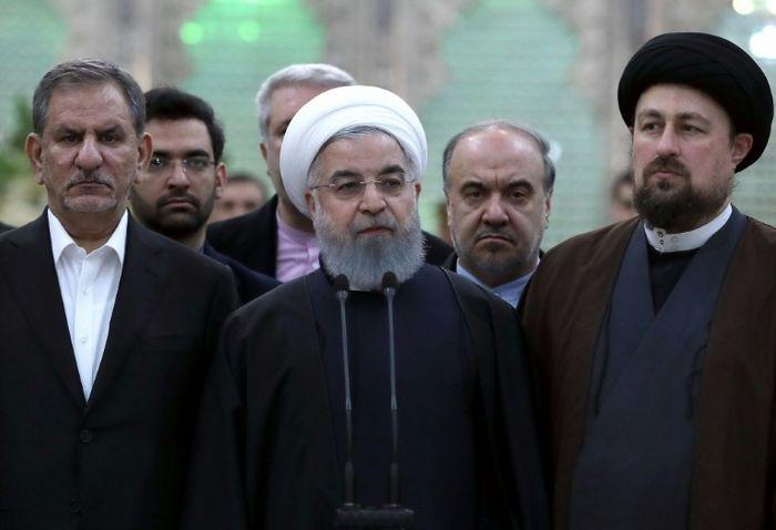 Handout (Iranian Presidency/AFP)
