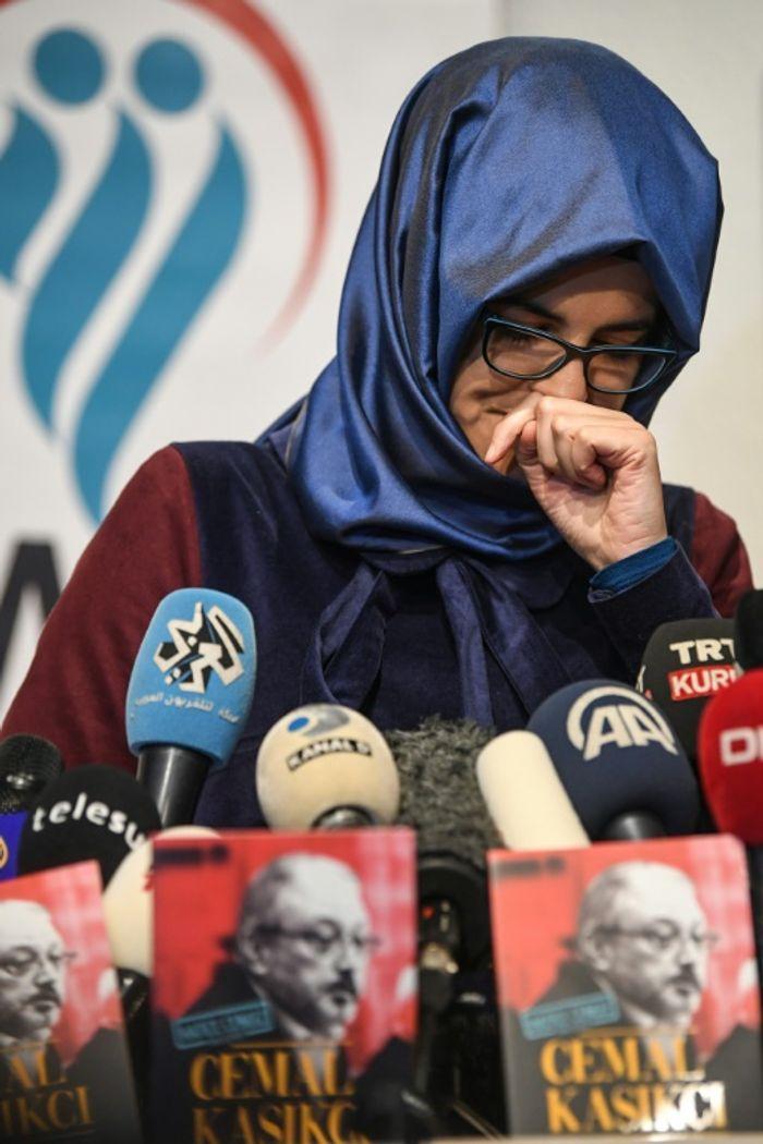 OZAN KOSE (AFP)
