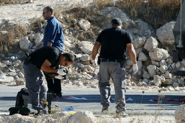 Palestinian man shot dead after alleged East Jerusalem knife attack