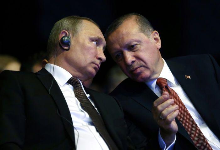 كيهان اوزير (المكتب الاعلامي للرئاسة التركية/اف ب)