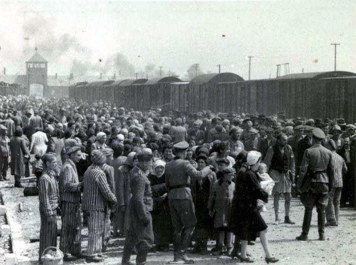 Yad Vashem Archives/AFP/File