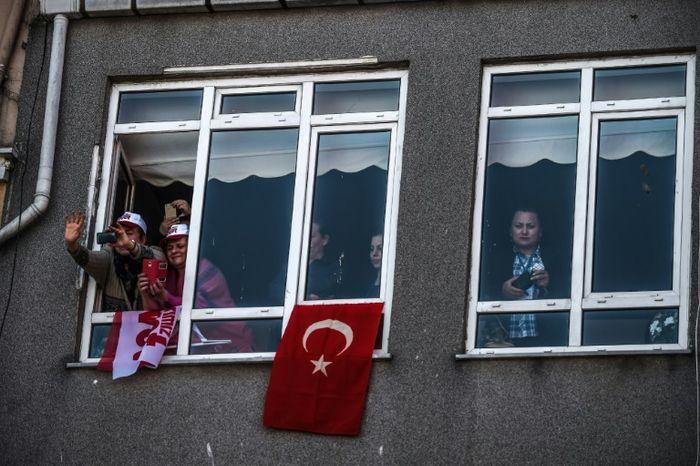 Renforcer davantage le pouvoir d'Erdogan — Référendum en Turquie