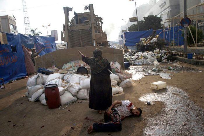 Mohammed Abdel Moneim (AFP)