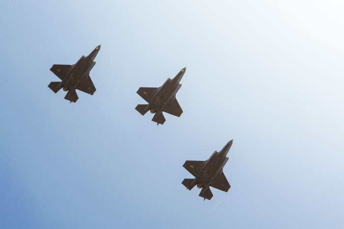 Israel's F-35 Joint Strike Fighters Officially Ready for Action